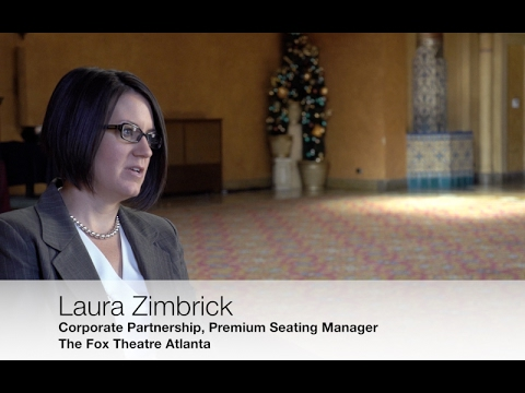 New at the Fox: Laura Zimbrick on the Marquee Club presented by Lexus (Excerpt)