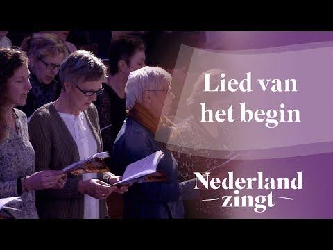 Nederland Zingt: Lied van het begin