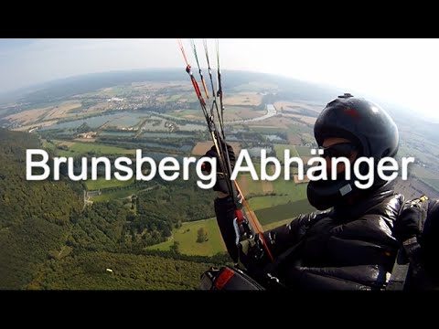 Abhängen am Brunsberg