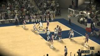 NBA 2K12: Throwback Dream Teams Gameplay Movie (PC)