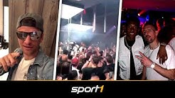 Bayern-Stars im Partyrausch mit Capital Bra! So wild war die Boateng-Feier   SPORT1