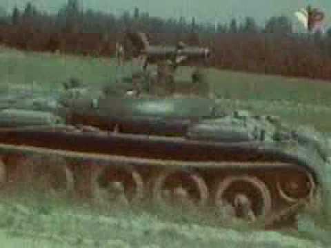 Кубинка, танк ИТ-1