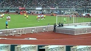 Erfurt - BVB Moritz Leitner trifft zum 0:4 Entstand