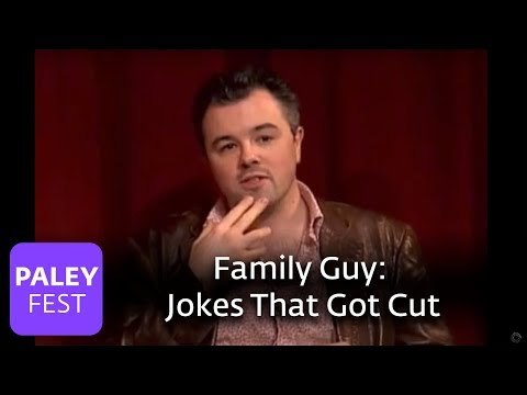 Family Guy - Writers Share Jokes That Got Cut (Paley Center Interview)