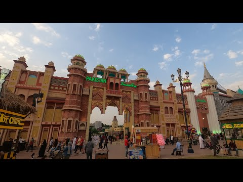 Pakistani Pavilion visit at Global Village Dubai – 2019