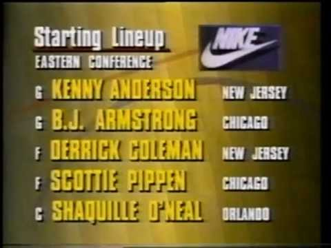 NBA All Star Game 1994