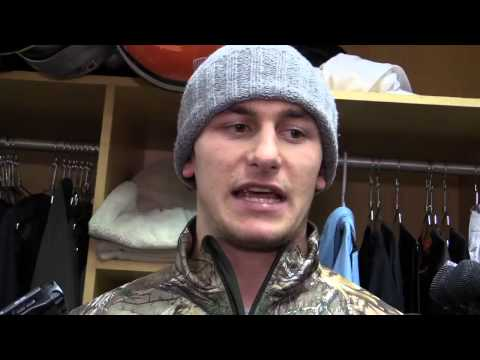 Browns' Johnny Manziel: 'It's been a year of growing up for me'