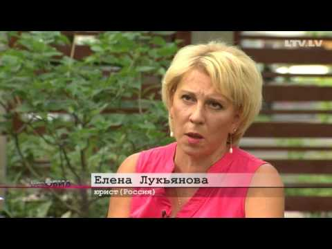 """""""Без обид"""" с Еленой Лукьяновой"""