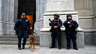 Cops Stop Possible Attack at St. Patrick's Cathedral
