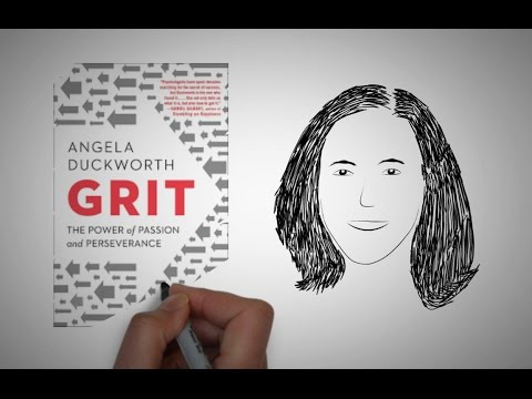 GRIT by Angela Duckworth | Animated CORE Message