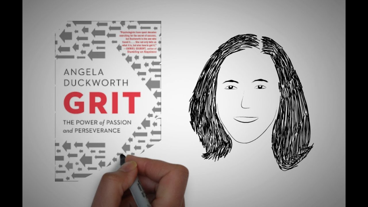 Angela lee duckworth grit test