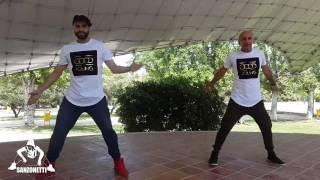 Dasoul Ft Nacho - Kung fu - Choreography By Zumba Juan Sanzonetti
