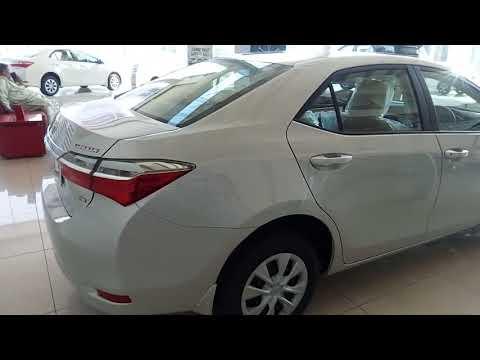 New 2018 Toyota Corolla Gli 1 3 Manual Vvti In Pakistan Youtube
