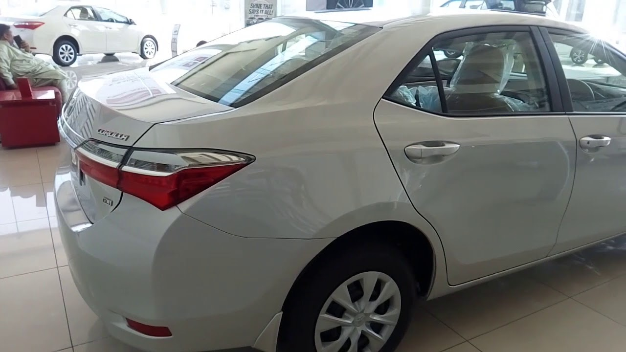 2019 Toyota Corolla Gli Price In Pakistan - Toyota Cars Review Release Raiacars.com