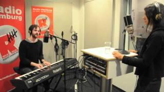 Wakey!Wakey! - Light Outside (Live & unplugged bei Radio Hamburg)