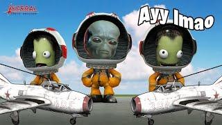 Test Pilot 101 - Kerbal Space Program 1.0