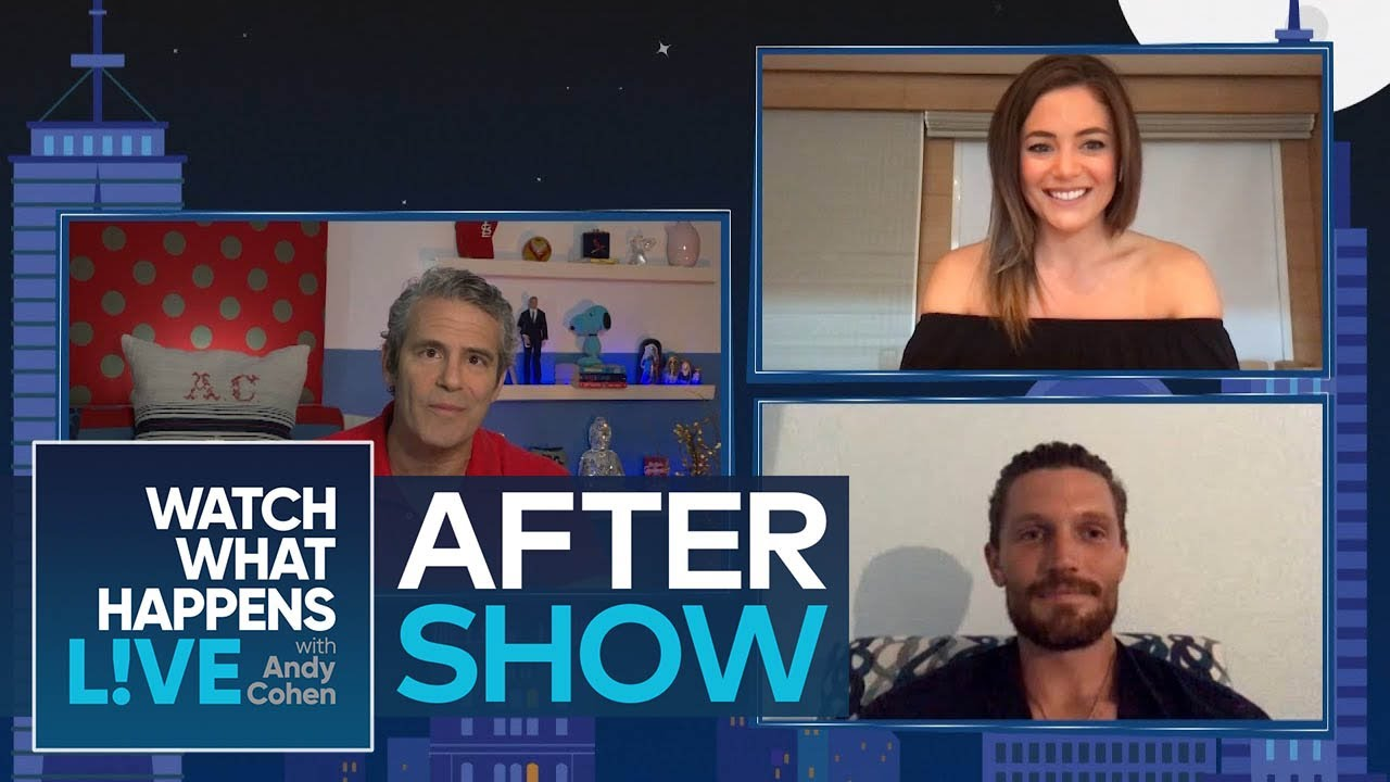 After Show: Did Robert Westergaard Mislead Jessica More?   WWHL