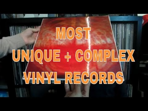 Top 5 Unique and Coolest Vinyl Record Packages