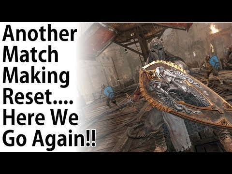 for honor matchmaking long time