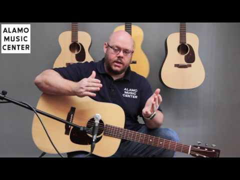 Martin DR Centennial Demo & Review