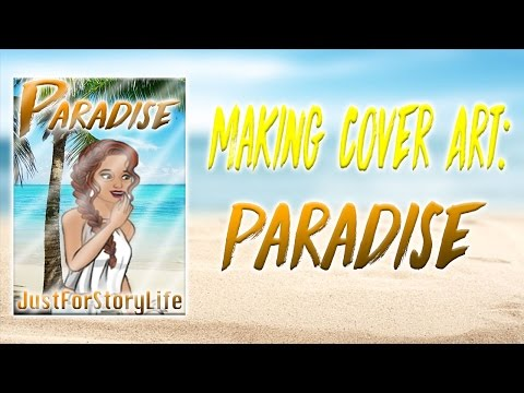Making Cover Art: Paradise. -- Episode Interactive --