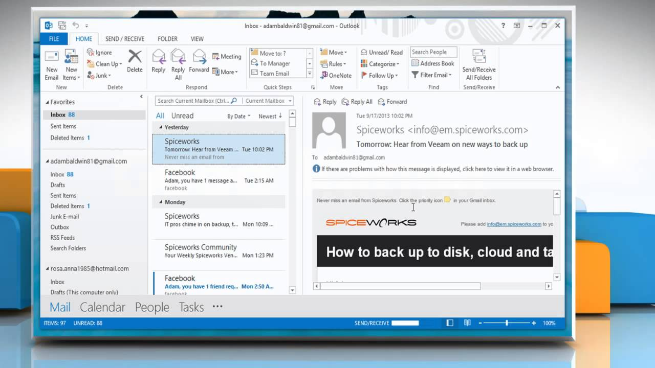 Email background image outlook - Use An Background Image For Outlook 2013 Electronic Business Card In Windows 8 1