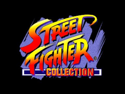 SUPER STREET FIGHTER II for SS/PS