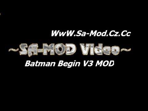 Hướng dẫn cài mod Gta Batman : The Dark Kinght Begin v3.0
