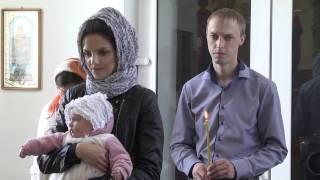 крещение ребенка. Липецк(крещение господне.Профессиональная видео и фотосъёмка праздников в Липецке и по области.т.: 89205004088., 2015-05-17T00:36:15.000Z)