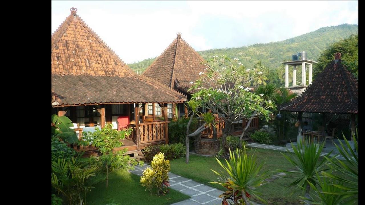 Classic Beach Villas Hotels In Bali Amed Youtube