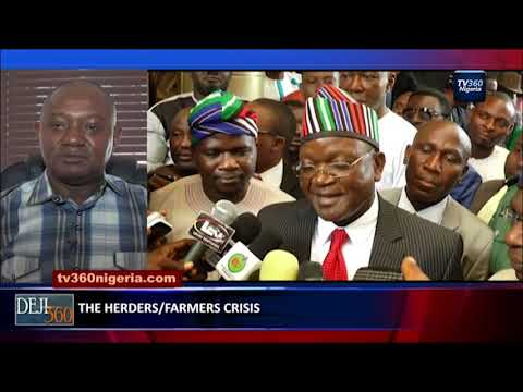 DEJI360 EP 193 Part 2: Govt.: Benue crisis exaggerated by fake news on social media