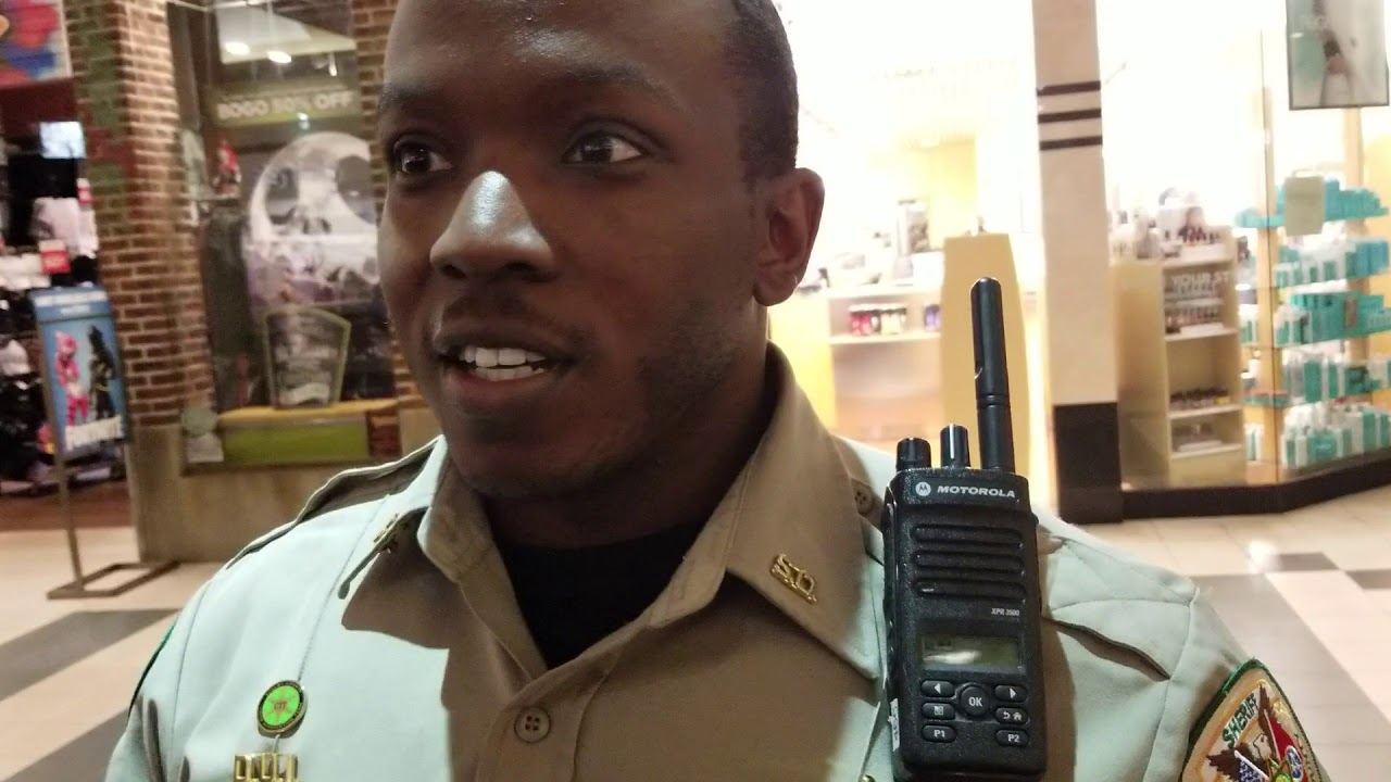 Arrested for taking video of hoodie arrest at Wolfchase Galleria part 2