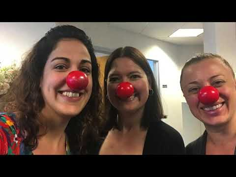 Whittlesey Celebrates Red Nose Day 2018