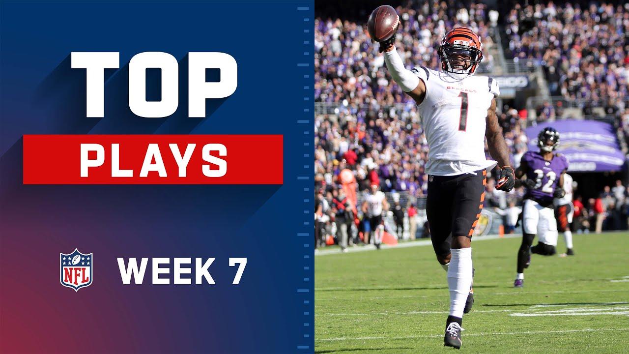 Download Top Plays of Week 7 | NFL 2021 Highlights