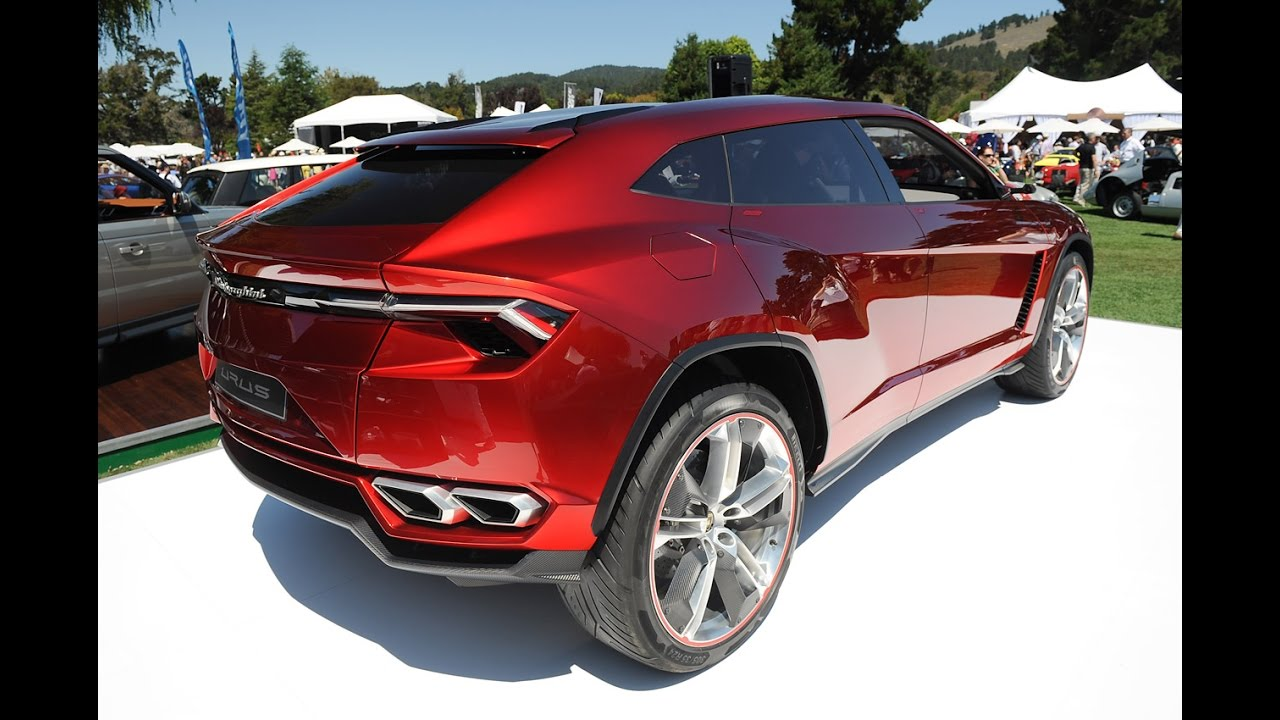 2017 lamborghini urus test drive top speed interior and exterior car review - Lamborghini Urus Top Speed