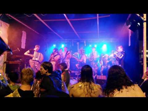 Funk Rock Zirkus Live 26-07-2014 Holzkirchen - Ausschnitt 6
