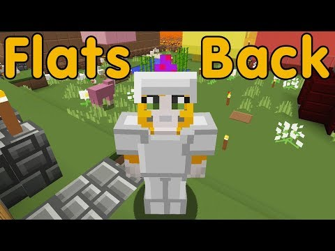 Minecraft PS4 - Silly Stampy! - Flats Back (17)