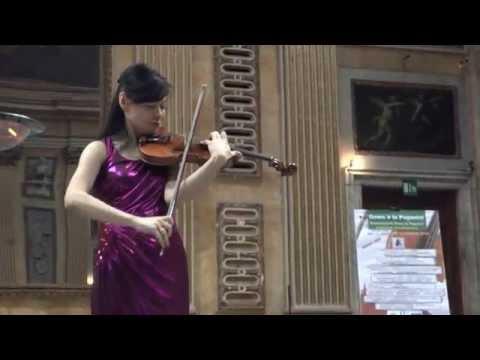 Bin Huang - Capriccio n° 5 di Niccolò Paganini
