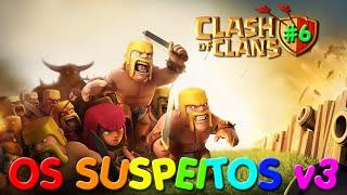 CLASH OF CLANS #6 | SDC v3 | MAIS UMA MATANÇA