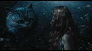 Алиса в стране чудес - Чеширский кот (сцена из фильма)
