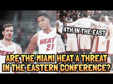 The Miami Heat are a SERIOUS THREAT in the NBA