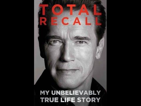 Total Recall By Arnold Schwarezenegger: Books & Brews Episode 22