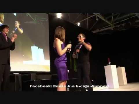 Amazing Beatbox Duet! Enni & Sarah - Ain't No Sunshine when she's gone