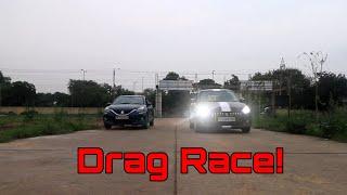 Swift vs Baleno DRAG RACE! Video