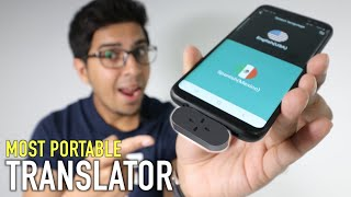 UNBOXING & REVIEW - Zero - World's MOST Portable Translator!