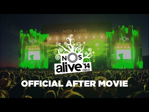 NOS Alive 2014 (Official After Movie)