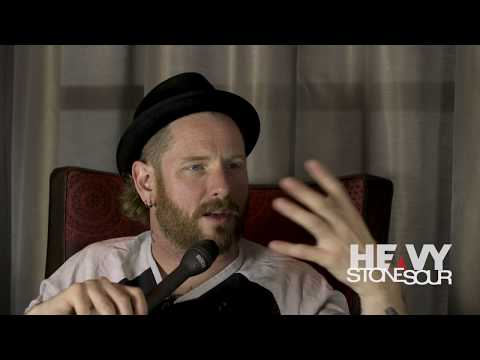 COREY TAYLOR, Stone Sour Interview | HEAVY Magazine TV