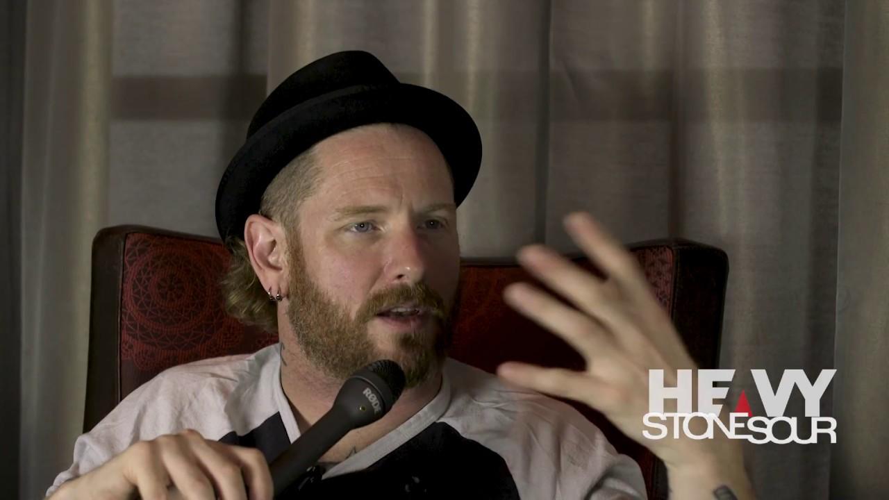 Corey Taylor Stone Sour Interview Heavy Magazine Tv Youtube