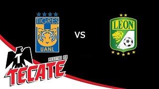 Previo Tigres vs León | Presentado por Tecate | Televisa Deportes