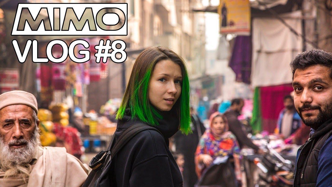 Miss Monique -  MiMo DJ Vlog #8 [Pakistan]